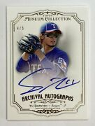 Super Limited To Pieces Darvish Direct Write Rookie Sign 2012 Topps Museum