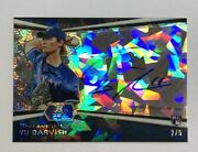 Super Limited To Pieces Darvish Direct Write Rookie Sign 2012 Bowman Platinum Rc