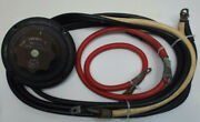 Working With 5lb Copper Wire Cole Hersee Battery Selector Switch M705 Amps 6-32v