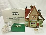 Dickens' Village 1996 Nettie Quinn Puppets And Marionettes 58344 Department 56