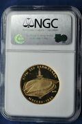 1979 Ussr Gold 100 Roubles Moscow Olympic Stadium Ngc Pf 69 Ultra Cameo