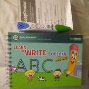 Leapfrog Leapreader Reading And Writing System Age 4-8 Educational Pen And 1 Book