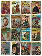 Classics Illustrated 1-169 Complete Run Of Vintage Comics W/ Some Doubles