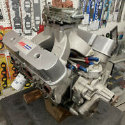 340 Mopar W9 Complete Engine With R3 Block Rare Feature In-hot Rod Mag Must Read