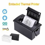 Thermal Printer With Interface Mini Panel Embedded For Receipt Ticket Android