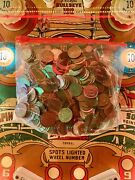 Lot Of 250 Arcade Tokens Various Brands Venues And Eras
