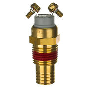 Sap Sap74052 Temperature Switch For Horton 195f No / 2 Prongs 1/2 In. Thread