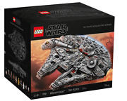 Lego Ultimate Millennium Falcon Star Wars Ultimate Collector Series Set 75192