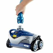 Automatic Suction Inground Swimming Pool Cleaner W/hoses Pool Vacuum C Leaner