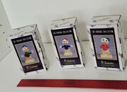 Disney Parks Huey Dewey And Louie Fontanini 3 Figures Made In Italy New Set Lot