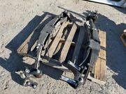 Used 2019 Ford F550 Pair Rear Leaf Springs 10+1 Cab/chassis Shipped As Shown