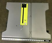 Ryobi Rts12 Portable Table Saw 10 In. 15 Amp Motor Blade Guard System, Gr M