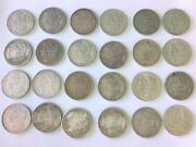 55 Morgan And 15 Peace Us Silver Dollars Mixed Years/conditions. Great Opportunity