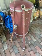 Vintage Boat Gas Tank Boat Replacement Part Ohio Pick Up Only