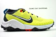 Nike Wildhorse 7 Womens Size 7 Sneakers Shoes Cz1864 300 Lifestyle Lime