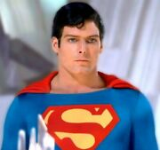 Christopher Reeve Life Size Superman Bust 11 Resin Bust Movie Prop Clark Kent