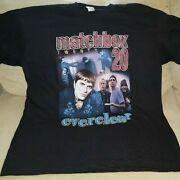 Matchbox 20 With Everclear And Life House Concert Tour 2001 Deadstock Xxl