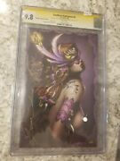 Southern Nightgown 2 Mcteigue Naughty Variant Cgc 9.8 Ss X3 J.p. Roth