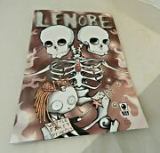 Lenore Comic Book 6 September 1999 Slave Labor Graphics New Black And White