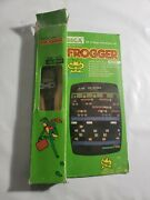 Nelsonic Game Watch Frogger Open Boxandnbsp As Is Parts Or Repair