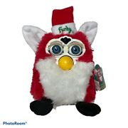 Furby Red And White Special Limited Edition Christmas Santa Holiday Series 1999
