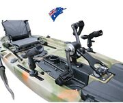Hot Selling Vicking 3.6m Pedal Propeller Kayak Fully Kitted With Usa Materials.