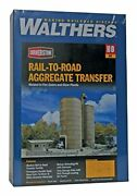 Walthers Scenemaster Rail-to-road Aggregate Transfer Kit