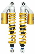 Re911 - Shock Absorbers Ohlins Stx 36 S36pr1l Royal Enfield Continental Gt 650