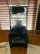 New Vitamix The Quiet One On-counter Vm0145 36019 W/ New Advanced Container