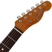 Fender 2021 Collection Made In Japan Traditional 60s Telecaster Roasted Neck