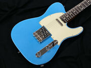 Fender 2021 Collection Made In Japan Traditional 60s Telecaster Roasted