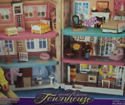 Fisher Price - Loving Family Special Edition Townhouse Accessory Lot - Vhtf