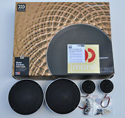 Morel Carbon Elate Pro 62a 6.5 High-end Active 2-way Kit New Made In Israel