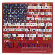 All American 1000 Piece Jigsaw Puzzle Campbell's Soups