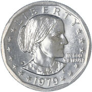 1979 P Susan B Anthony Bu Dollar Near Date Us Mint Coin See Pics H891