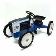 Ford Fw-60 4wd Vintage Articulating Pedal Tractor By Ertl 13797