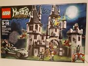 Lego 9468 Monster Fighters Vampyre Castle 976 Pcs. 6 Minis New Sealed Halloween