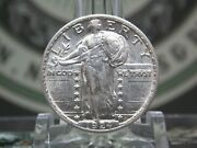1924 P Standing Liberty Quarter 25c 1 East Coast Coin And Collectables Inc.