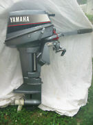 Yamaha 6sf Outboard Boat Motor 6 Hp Long Shaft Local Pickup Only In Tn