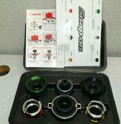 Snap-on Svta6100 Large Truck Cooling System Adapter Set