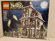 New Lego Monster Fighters 10228 Haunted House Sealed Bags Open Box 2064 Pieces