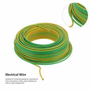 100m Electrical Wire Pvc Insulated Copper Core Cord Replacement Power Supplies