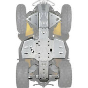 Can-am Atv New Oem Renegade Full Body Skid Plate/rock Guard Protection Kit