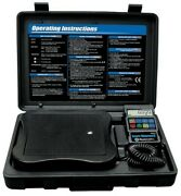 Accu-charge Ii Electronic Refrigerant Scale Msc-98210a Brand New