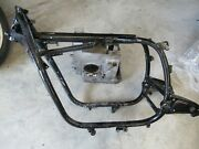 Bmw Airhead 1975 R90/6 Frame And Engine Block Matching