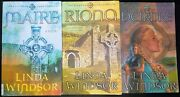 The Fires Of Gleannmara Trilogy By Linda Windsor Paperback Books Complete Series