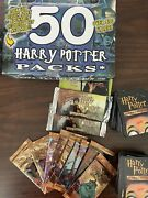 The Ultimate Harry Potter 50 Booster Pack Box