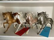 Breyerfest 2019 Hero Welcome Surprise Glossy Andalusians 200 Made 711343