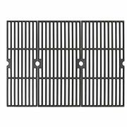 18and039and039 Cast Iron Cooking Grill Grate 4-5 Burner Grill Fitting Non-stick Safe