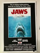Jaws 75 - Roger Kastel - Signed Numbered Screen Print Theatrical Movie Poster